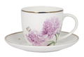 Ashdene Pink Peonies Tea and Saucer