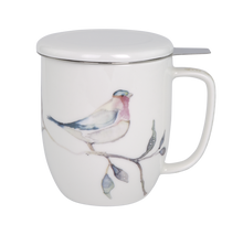 Ashdene Birdsong  Ava Mug 3 piece infuser