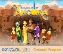 Guardians of Ancora (USB)
