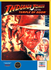 Indiana Jones And The Temple Of Doom - NES (cartridge only)