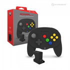 """Admiral"" Premium BT Controller for N64 - Black"