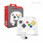 """Admiral"" Premium BT Controller for N64 - White"