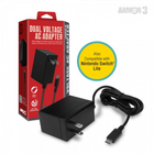 Dual Voltage AC Adapter for Nintendo Switch / Switch Lite and Dock