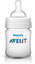 Philips AVENT Classic+ bottle - 4 OZ (12 single Packs)