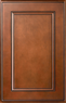 Chocolate Mahogany Sample Door