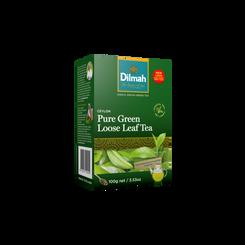 Pure Ceylon Green Tea - 100g loose leaf