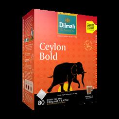 Ceylon Bold  - Tagless 3g Teabags 80's