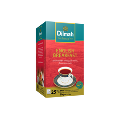 English Breakfast - Sachet Tbags (25e)
