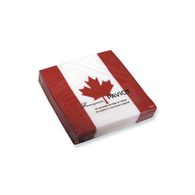 Canada Flag Cocktail Napkin