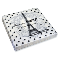 Eiffel Tower Dinner Napkin