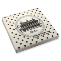 Paris Opera House Dinner Napkin