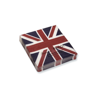 Union Jack Cocktail Napkin