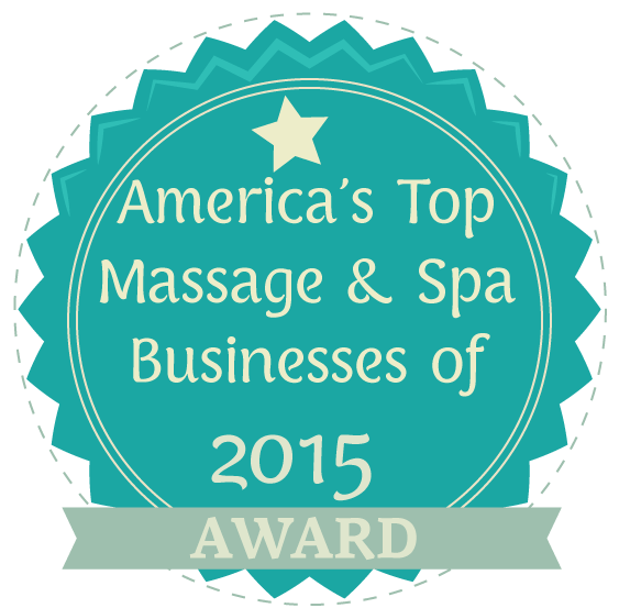America's Top Massage & Spa Businesses of 2015