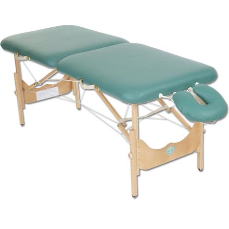Pisces Pro New Wave II Hardwood Massage Table