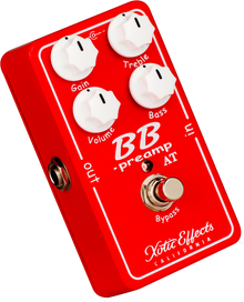 XOTIC BBP-AT ANDY TIMMONS BB PREAMP