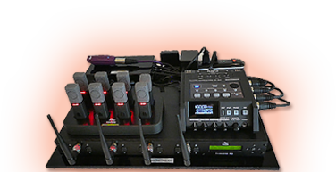 The Start-Stop PUMA conference recording system