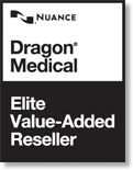 HTH Engineering, Inc. is a Nuance Dragon Medical Elite Value-Added Reseller.