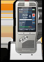 Philips DPM-8000 Digital Dictation Recorder.