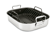 All-Clad Stainless Non-Stick Roti Pan