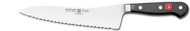 "Wusthof Classic 8"" Off Set Bread Knife"