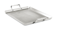 "All-Clad Outdoor Stainless 16"" x 12"" Grill Grid"