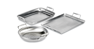 All-Clad Outdoor Stainless 3-Piece Cookware Set