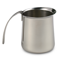 Stainless Steel Frothing Pitcher (12oz)