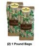 Perugina Glacia Mint Hard Candies (2) 1 Pound Bags