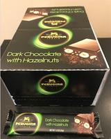 Perugina Dark with Hazelnuts Mini Bars  1.23oz  (Case of 36 )