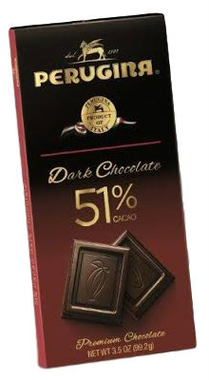 Perugina Luisa Dark Chocolate Bars 3.5oz