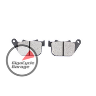 Kevlar Rear Brake Pads Sportster 2004-2006