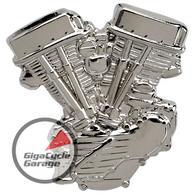 Panhead Engine / Motor Lapel Pin