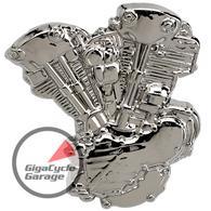 Knucklehead Engine / Motor Lapel Pin