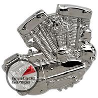 Ironhead Sportster Engine / Motor Lapel Pin