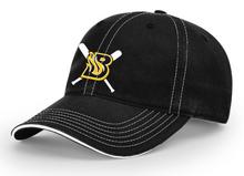 BSBBC - BLACK RICHARDSON Baseball Cap with Blaze Fastpitch Embroidered logo