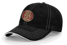 LSBBHRSB - Richardson Black  Baseball Cap with South Basketball Logo