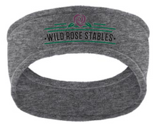 Port Authority® R-Tek® Stretch Fleece Headband with embroidered Wild Rose logo