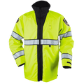 Blauer Reversible Rain Jacket with B.Dry