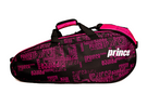 Prince Club 3 Pack Bag (Black/Pink)