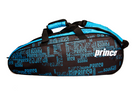 Prince Club 3 Pack Bag (Blue/Black)