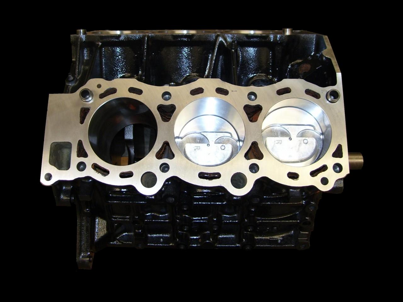 Toyota 4Runner,Pickup V6 3 0L/3VZE (88-95) Engine Short Block 3VZ