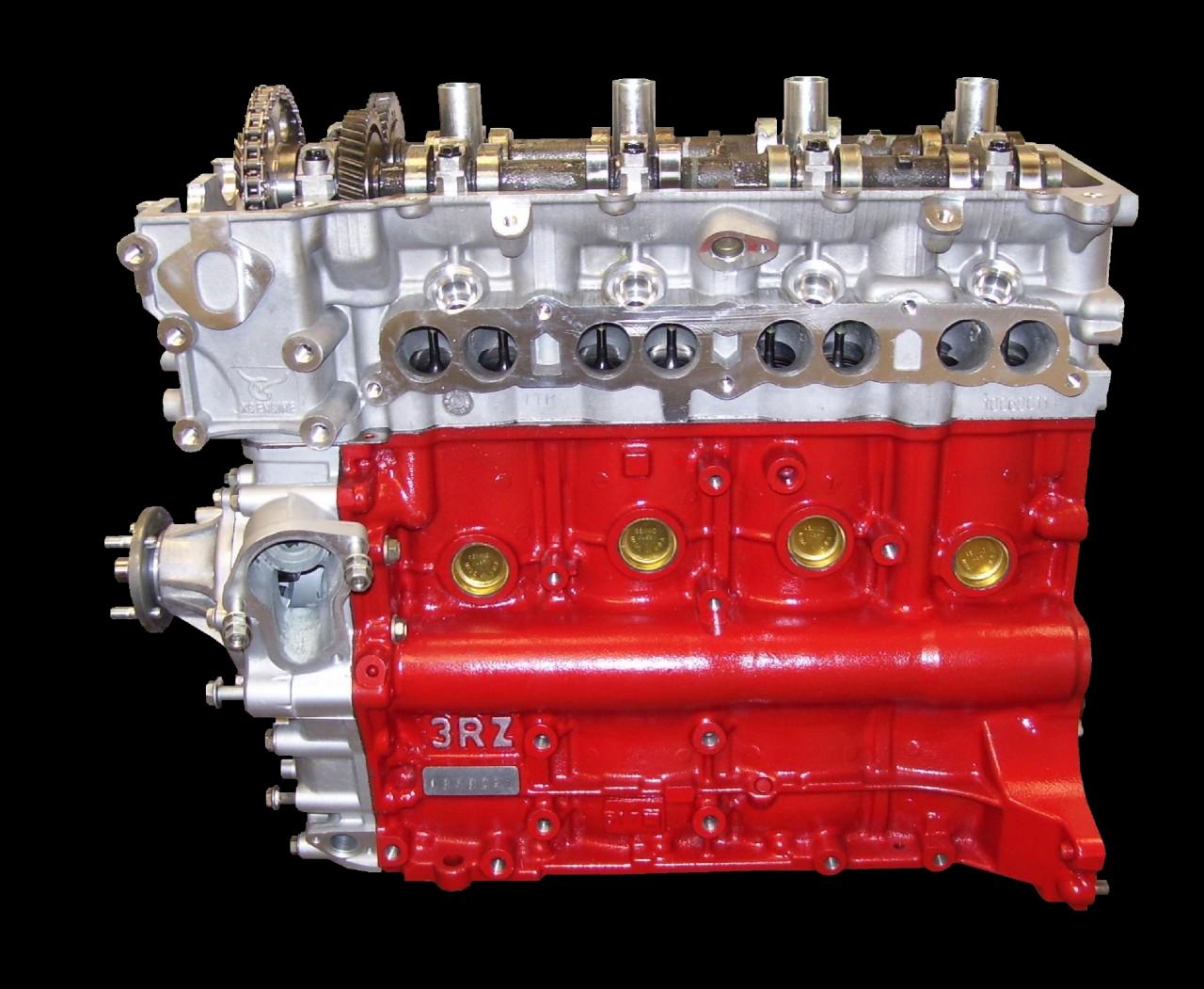 Toyota 4Runner/Tacoma 2 7L/3RZ Engine Long Block 3RZ