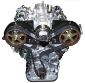 Toyota 4Runner,Pickup V6 3.0L/3VZE (88-95) Dressed Long Block  3VZ-DLB-8895