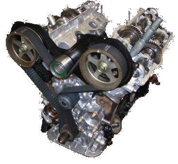 Toyota Engine- Toyota V6 3.4L 5VZ-FE Engine Dressed Long Block 4runner, T100, Tacoma & Tundra (1995-2004) 5VZ-DLB-9504