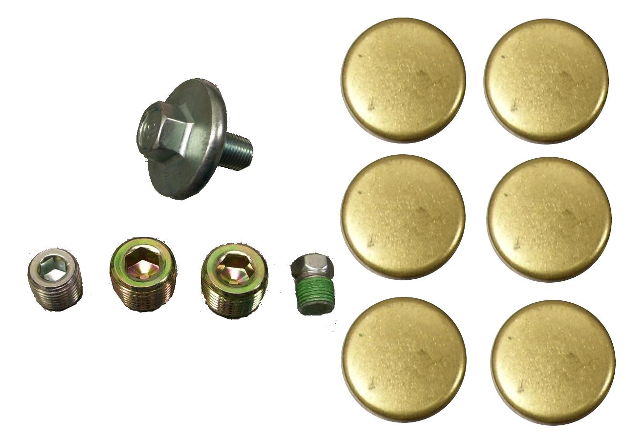 Toyota 22R/22RE/22RTE (79-95) Block Plug Master Kit KIT