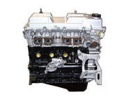 Toyota Tacoma 2.4L/2RZ (95-04) Engine Dressed Long Block  2RZ-DLB-9504