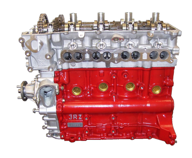 Toyota Tacoma 2.4L/2RZ (95-04) Engine Long Block  2RZ-LB-9504