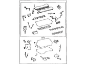 Toyota 2JZ-GTE 3.0L Full Gasket Set- Genuine Toyota 04111-46093