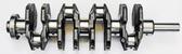 Crankshaft- Toyota 4Runner, Tacoma & T100 2.7L 3RZ-FE New Engine Crankshaft  with Bearings (1994-2004) CSTO38