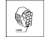 Toyota O2 Sensor Plug  90980-11028